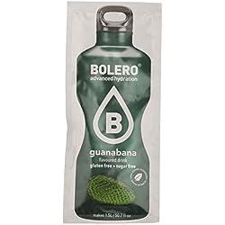 Paquete de 24 sobres bebida Bolero sabor Guanabana