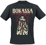 Bokassa Walker Texas Danger Camiseta Negro M