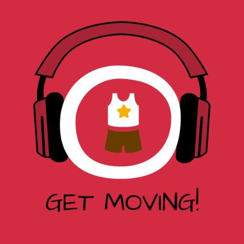 Buchseite und Rezensionen zu 'Get Moving! Sportmotivation mit Hypnose: Motivation für Sport und Fitness' von Kim Fleckenstein