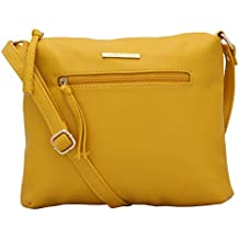 Lapis O Lupo Timid Women's Sling Bag (Yellow)