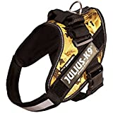 "Julius-K9 16IDC-at-0 IDC Power Harness, Size: 0 (58-76cm/23-30""), Autumn Touch"