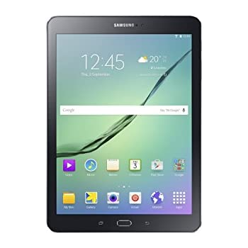more photos c7c8b 6dde2 Samsung Galaxy S2 Tablet (9.7 inch, 32 GB, Wi-Fi+LTE with Voice Calling),  Black