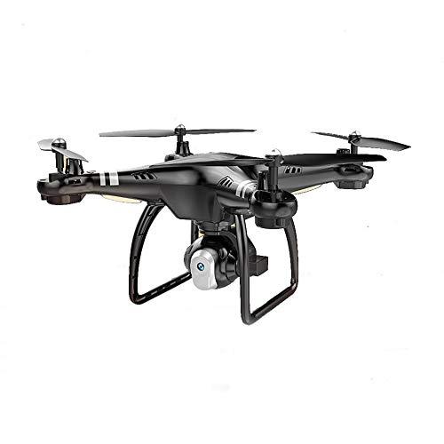 HermosaUKnight X8 RC Drone con HD 3MP Altitudine Fotocamera Tenere premuto Un Tasto Ritorno/Atterraggio/Decollo modalità Senza Testa 2.4G RC Quadcopter Drone-Black