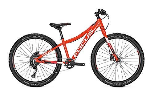 Derby Cycle Focus Raven Junior 26R Kinder & Jugend Mountain Bike 2019 (XS/36cm, Red)