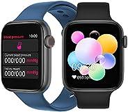 Lupex Shop Smartwatch Orologio Cardiofrequenzimetro Bluetooth Fitness Temperatura Pressione sanguigna FT50