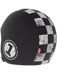 EGG Nino Skin - Funda de casco EH11202, color negro