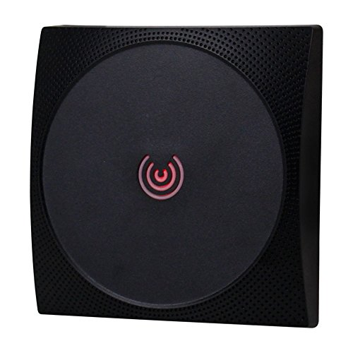 Long Range RFID Kartenleser 125 kHz Proximity-Karte Zutrittskontrolle Reader Wiegand26 IP65 Wasserdichte NFC Reader (KR601 ID)