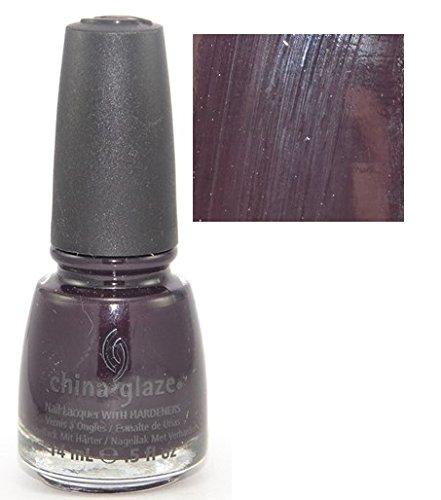 China Glaze Crimson Nail Polish 14ml