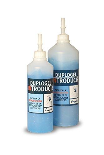 Foto de Anguila duplogel introducir - Gel lubricante duplogel extraer 500cc