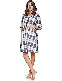 Italian Fashion Women's Maternity Night Dress IF180005