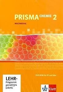 Prisma Chemie 2multimedial. CD-ROM für Windows XP; 2000 und Mac: Einzellizenz