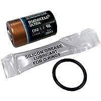 Oceanic batería del transmisor Kit para OC1, oc1-le, VT Pro, VT3, vt4.0, vt4.1, Atom, Atom 2.0, Atom 3.0, Atom 3.1& compumask