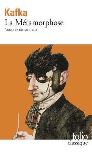 La metamorphose (Folio (Gallimard)) par Franz Kafka