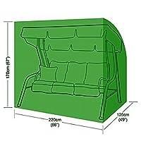 220x125x170cm Waterproof 3 Seat Garden Outdoor Cover