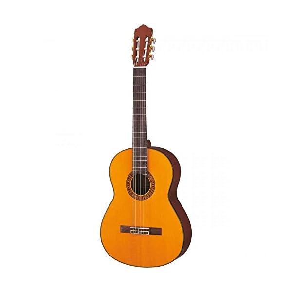 Yamaha C80 – Chitarra classica 4/4, colore: naturale