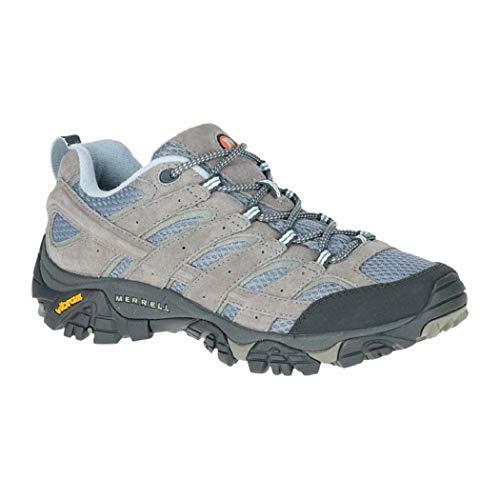 Merrell Women's Moab 2 Vent Hiking Shoe, Smoke, 8 M US Merrell Moab Vent