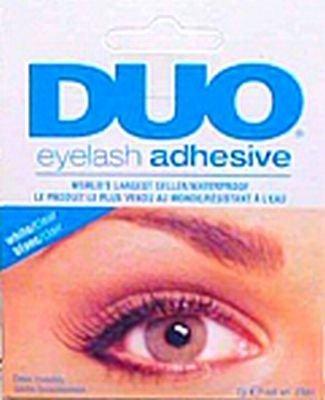 Ardell Adhésif pour faux-cils Duo Lash - Transparent (6 paquets)