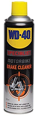 WD-40 500ml Specialist Motorbike Brake Cleaner from WD-40 Company