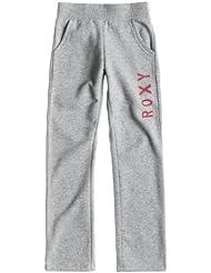 Roxy Hose Winter Bright Pants Girl - Pantalones deportivos, color gris, talla DE: 14 JAHRE