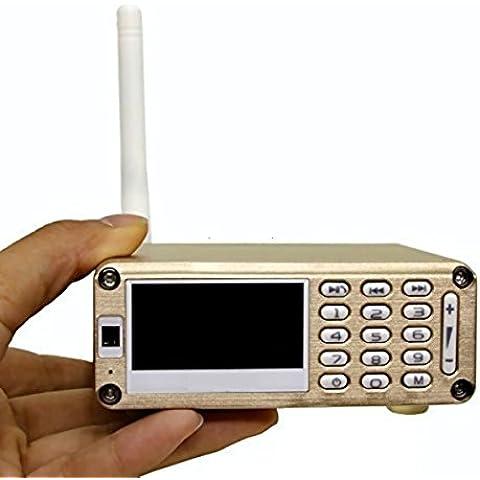 Hifi Bluetooth Amplificatore Portatile 50W + 50W + 100W, 2.1