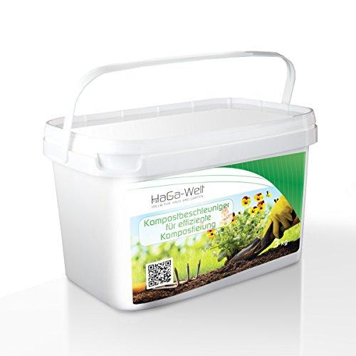 Kompostbeschleuniger Schnellkomposter Kompostierung Kompost Komposthilfe 3kg