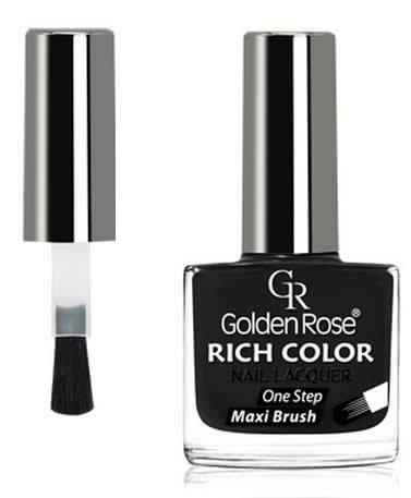 Couleur riche vernis à ongles Golden Rose 10,5 ml