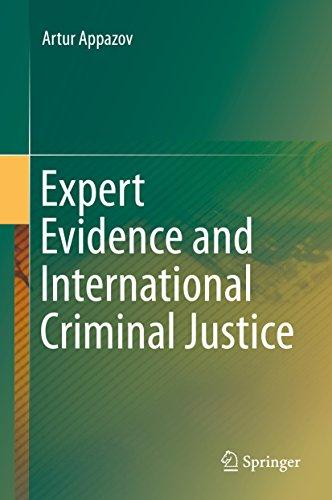 Expert Evidence And International Criminal Justice por Artur Appazov epub
