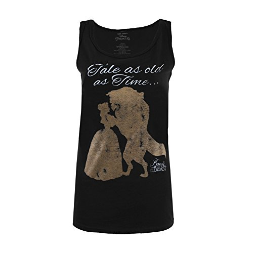 Disney Tale Old As Time Camiseta para Mujer