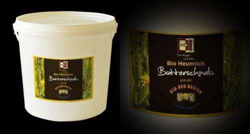 BioArt Heumilch Butterschmalz 2,2kg Eimer