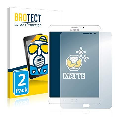 BROTECT Entspiegelungs-Schutzfolie kompatibel mit Samsung Galaxy Tab S2 8.0 (LTE) (2 Stück) - Anti-Reflex, Matt