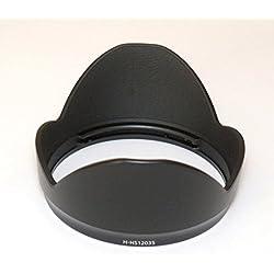 Panasonic pare-soleil d'objectif lumix gX vario 12 35 mm f/2.8 (h-hS12035E)