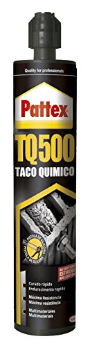 Pattex - Taco quimico cartucho 280 ml