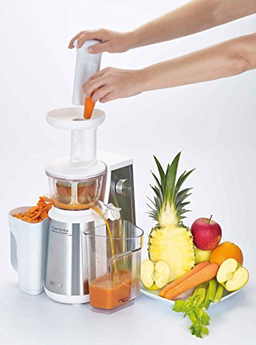 Cucina Slow Juicer Reviews : Ariete 177 Estrattore di Succo Centrika Slow Juicer Metal