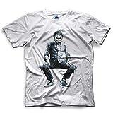 T-Shirt Joker V3 vs Heath Ledger - FR Uomo (m)