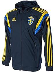 adidas Suecia Sweat–Chaqueta sudadera con capucha, XL
