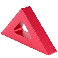 Right Angle Gauge Wear Resistance Resistance to Corrosion Installation Fixing Tool for Clamp Boxes Photo Frames(T1)