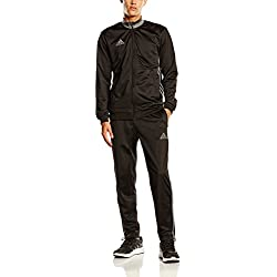 Adidas Con16 PES Suit Chándal, Hombre, Negro