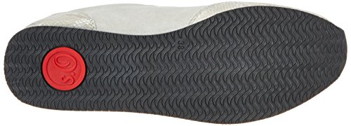 s.Oliver Damen 23614 Sneakers Grau (QUARTZ 202)
