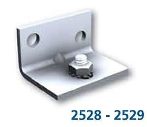Mantion Schiebetürbeschlag MA 40-150 cm für Schiebetür bis 40 kg und bis 85 cm