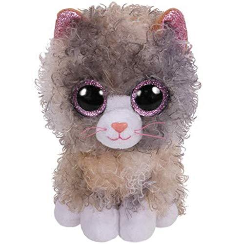 Unbekannt 6 15 cm Cat Quinn Potion Freedom Heather Cleo Millie Scrappy Kit Plüsch Stofftier Puppe Spielzeug mit Herz-Umbau @ Kracher Katze (Color : Scrappy Cat) -