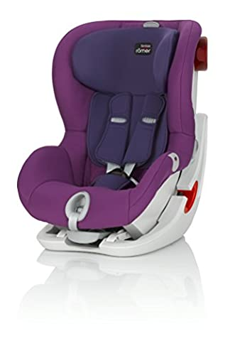 Britax Römer M00002848 Kindersitz Auto, violett (mineral purple)
