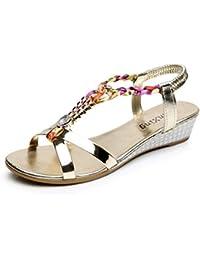 Sandali bianchi per donna Heheja