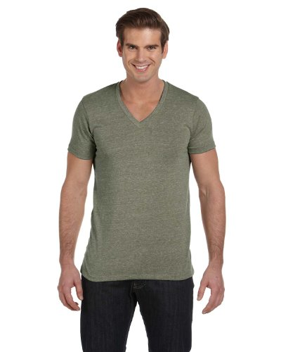 Alternative Herren T-Shirt Eco True Military (Pack of 5)