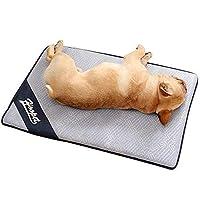 FCXBQ Dog Mat Pet Nest Pet Mat Bed Teddy Dog Cat Mat Cool Pad Plant Mat Rattan Mat Pet Comfort Mat Size 48x38x2cm, 69x50x2cm, 100x69x2cm, 120x73x2cm (S, M, XL) Easy to use