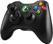Zexrow Xbox 360 Controller,Wireless Game Controller Design Doppia Vibrazione con Ergonomico, per Microsoft Xbo