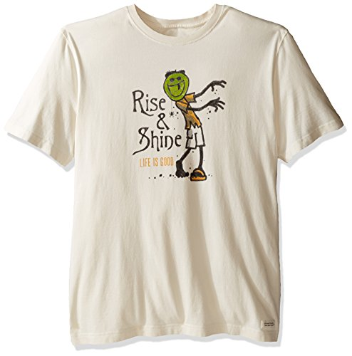 life-is-good-mens-rise-shine-zombie-crusher-tee-simply-ivory-x-large