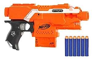 Hasbro Nerf A0200E35- N-Strike Elite Stryfe, Spielzeugblaster