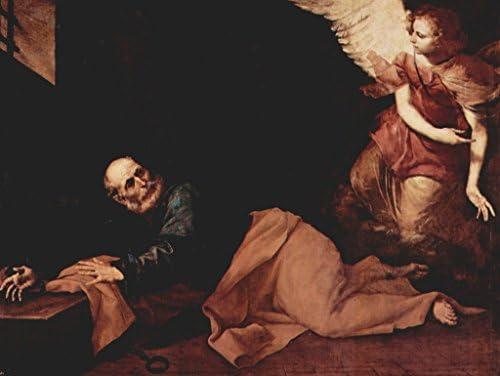 Lais Puzzle José de Ribera - La libération de Saint-Pierre 1000 Pieces | Sortie