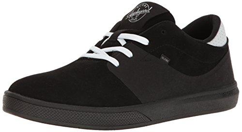 Globe Mahalo SG Herren Wildleder Skateschuh Black/Gum