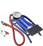 The Buddha Foot Pump 100 psi Tyre Air Pump for Car & Bike
